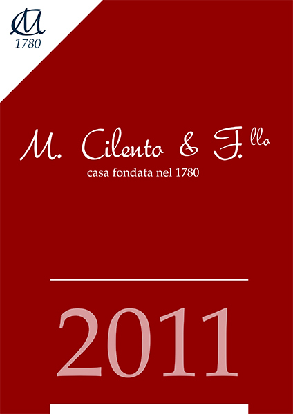 Press review 2011, M. Cilento & F.llo