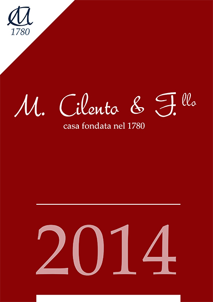 Press review 2014, M. Cilento & F.llo