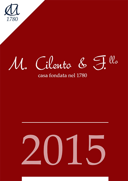Press review 2015, M. Cilento & F.llo