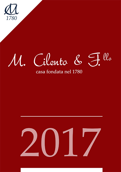 Press review 2017, M. Cilento & F.llo