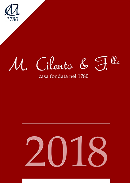 Press review 2018, M. Cilento & F.llo
